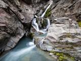 Shackleton Waterfall